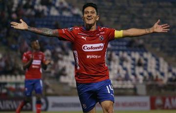 ¡Histórico! Germán Cano llegó a 93 goles con el DIM