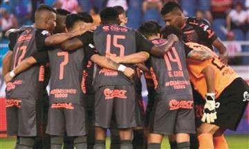 Medellín empató con Unión y aún no conoce la victoria en la Liga Águila