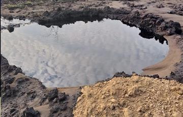 ¿Otra vez? Oleoducto Caño Limón-Coveñas sufrió otro atentado