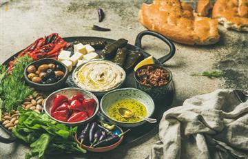 ¡Conoce la gastronomía mediterránea!