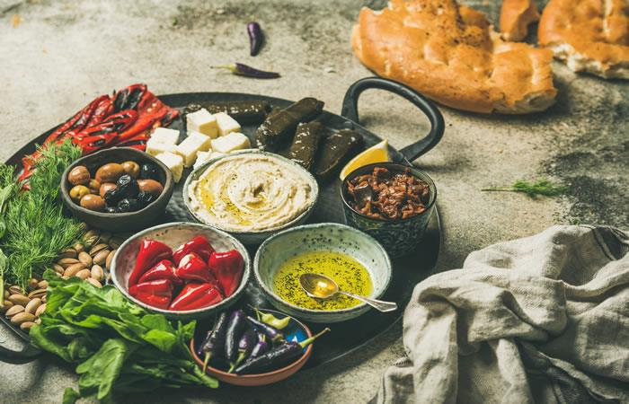 Gastronomía mediterránea, una experiencia diferente