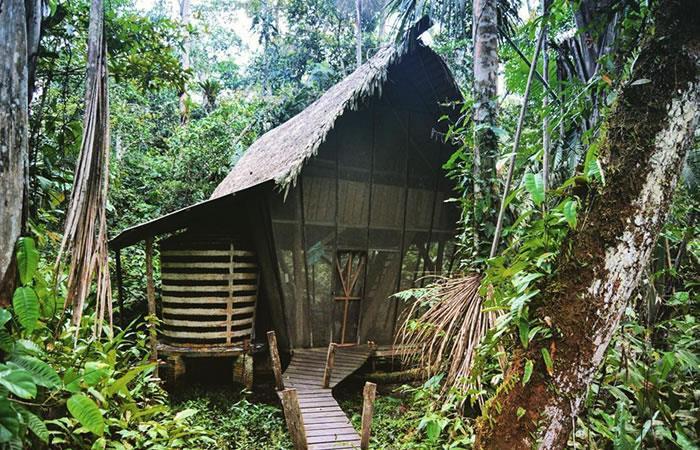 La Reserva Natural de Tanimboca en la selva colombiana