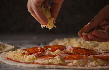 ¡Aprende a preparar una deliciosa pizza casera!