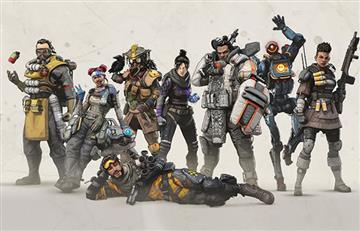 Esta es la competencia a Fortnite: Apex Legends