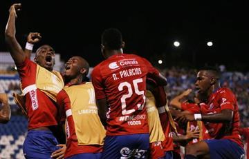 Medellín jugará la clasificación ante Palestino en el Atanasio