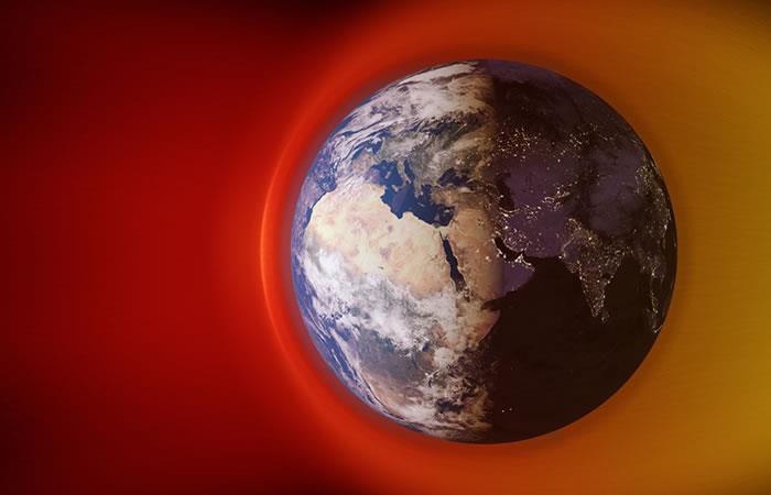 Descubren que el escudo magnético de la tierra vibra