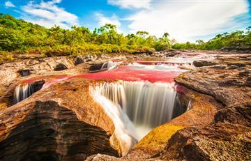 Caño Cristales, un lugar mágico y colorido para visitar