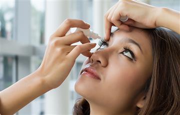 ¿Sufres de resequedad en los ojos? Estos consejos te ayudarán a combatirla