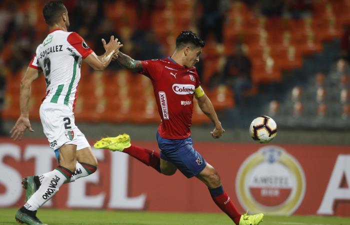 Copa Libertadores: Medellín es eliminado por Palestino