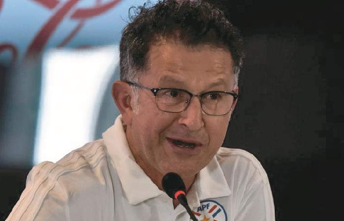 Juan Carlos Osorio deja el cargo después de 5 meses. Foto: AFP