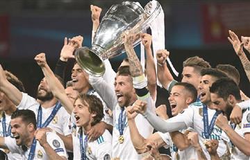 ¡Increíble! Real Madrid es más valioso que la Champions League