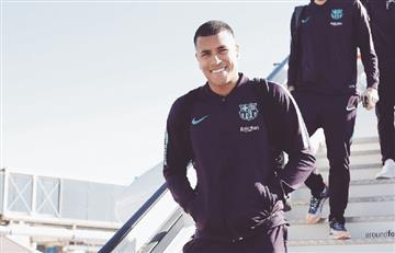La difícil situación que vive Jeison Murillo en Barcelona