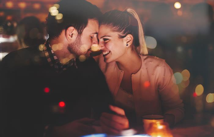 La mejor velada con tu pareja. Foto: Shutterstock