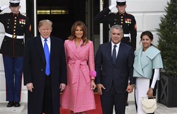 ¿Quién vistió a la Primera Dama?