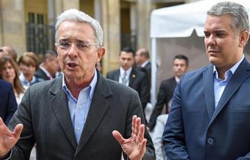 """¿Por qué Iván Duque le dijo """"Presidente"""" al senador Uribe?"""