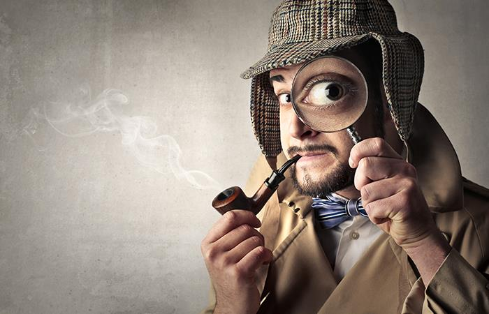 Sé un experto detectando mentiras. Foto: Shutterstock
