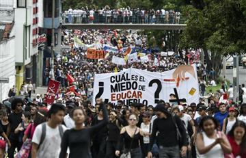 Este jueves los profesores marcharán por las principales vías de Bogotá