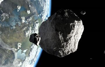 Un asteroide podría chocar con la tierra este año