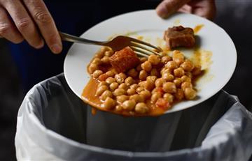¿Cuánta comida desperdiciamos en Colombia?