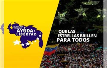 'Concierto por la libertad': Estos cantantes unirán sus voces en Cúcuta para ayudar a Venezuela