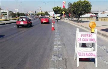 Controvertidas son las reacciones por el Pico y Placa en Bogotá