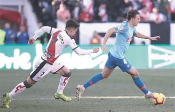 Atlético de Madrid volvió a ganar con Arias como titular