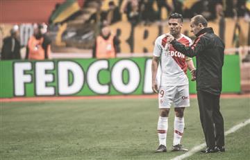 El Mónaco de Falcao ganó y se aleja del descenso en la Ligue 1