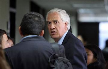 Samuel Moreno, condenado a 39 años de cárcel