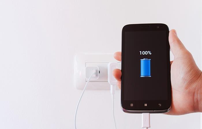 Con estos trucos carga tu celular mucho más rápido. Foto: Shutterstock