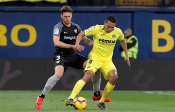 Pasegol de fantasía de Carlos Bacca en nuevo triunfo del Villareal