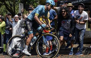 'Supermán' López, campeón del Tour Colombia 2019 con un final de infarto