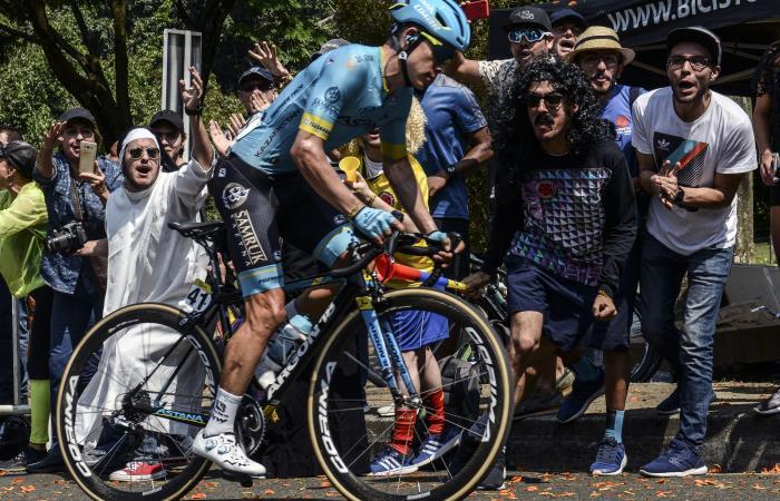 Miguel Ángel López se coronó campeón del Tour Colombia 2019