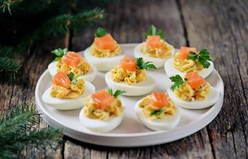 ¡Sabroso! Recetas fáciles de huevos rellenos