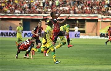 [VIDEO] Volvió el Clásico del Oriente con triunfazo 3-2 de Cúcuta sobre Bucaramanga