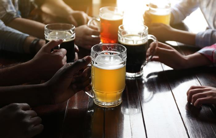 Cerveza artesanal en Bogotá. Foto: Shutterstock.