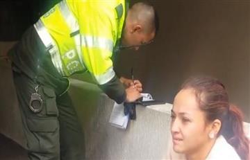 ¿Mujer fue sancionada por preguntar por una empanada en Bogotá?