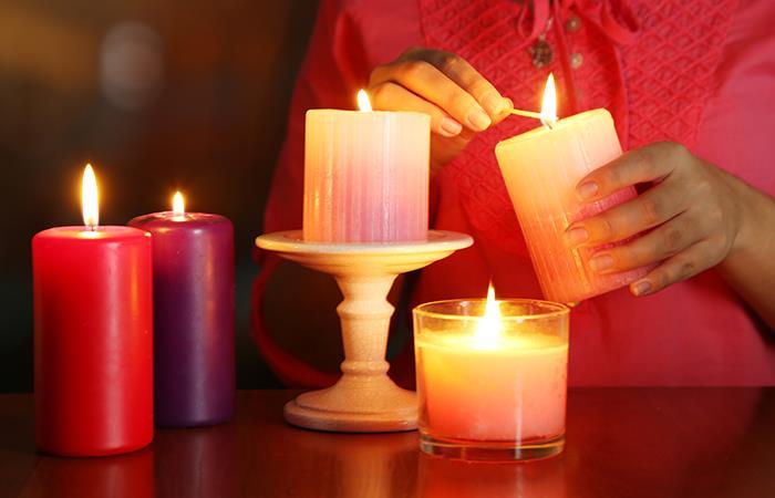 ¿Cuál es el color de la vela de tu signo?