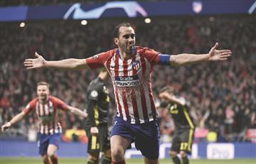 [VIDEO] Arias fue suplente en la victoria de Atlético ante Juventus
