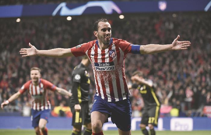 Champions League: Atlético de Madrid venció a Juventus en el Wanda Metropolitano [VIDEO]