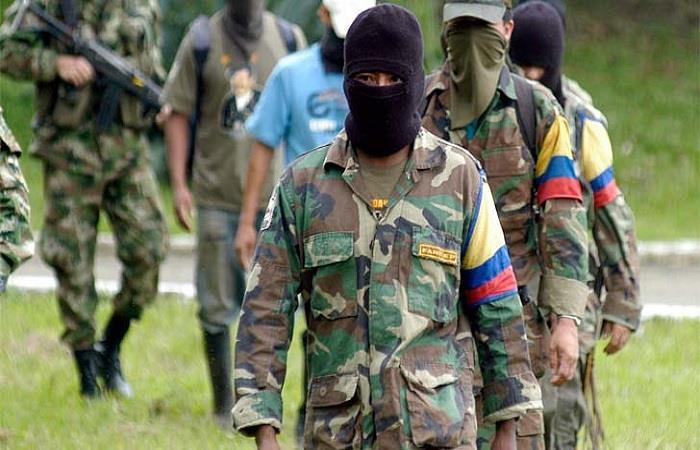 Las disidencias se consideran como un problema de orden público en Colombia. Foto: Twitter
