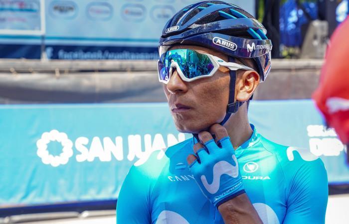 Tour Colombia: Este es el verdadero culpable de la caída de Nairo Quintana