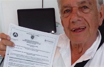 Abuelo podría pagar 18 millones de pesos por bajarse los pantalones en El Dorado