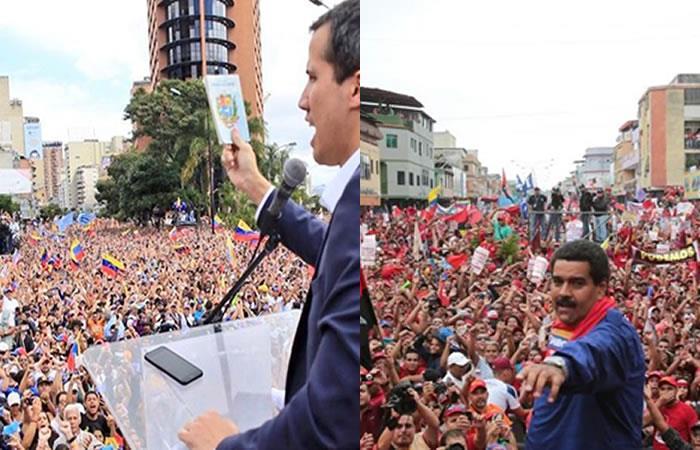 ¡Batalla de conciertos! Oposición y chavismo se 'enfrentarán' en Cúcuta