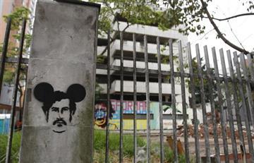 """Edificio Mónaco: Medellín le dice """"adiós"""" al búnker de Pablo Escobar."""