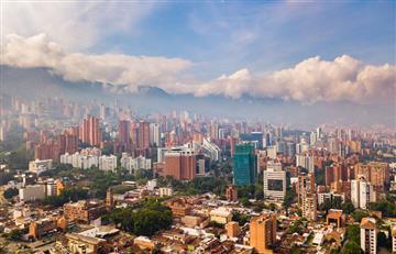 ¿Sin aire y sin hijos? Investigación sobre contaminación ambiental en Medellín