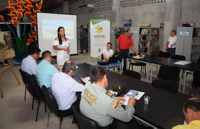 Consejo Municipal de Turismo proyectan metas para Neiva en este 2019