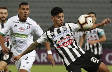 Once Caldas se despide de la Copa Sudamericana