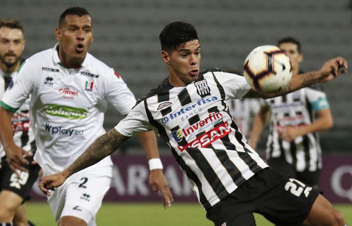 Copa Sudamericana: Once Caldas quedó eliminado tras su derrota en casa