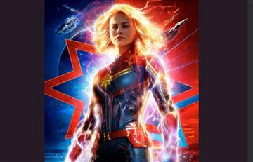 ¡Se filtran detalles de Capitana Marvel! Ya casi es el estreno