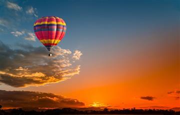 Viajes en globo, una experiencia diferente 'tocando' el cielo